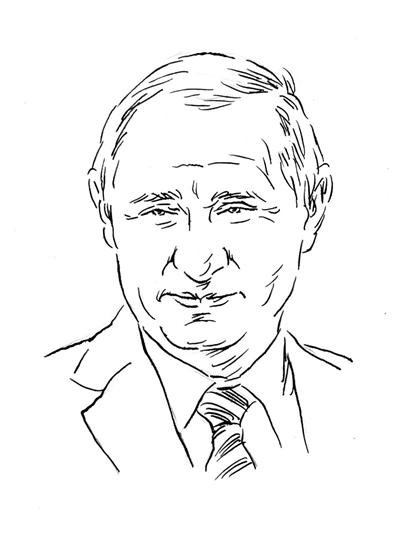 普京: 捍卫大国地位的强人