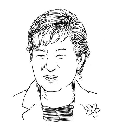 朴槿惠: 外交自主的韩国首位女总统