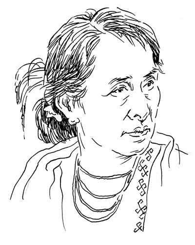 昂山素季: 缅甸政坛的幕后操盘手