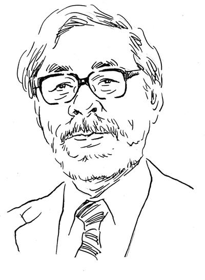 宫崎骏: 反对安倍修宪的日本动画大师