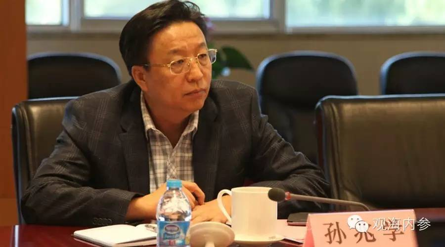 与常小兵的通报情况类似的,还有中国铝业公司总经理孙兆学。