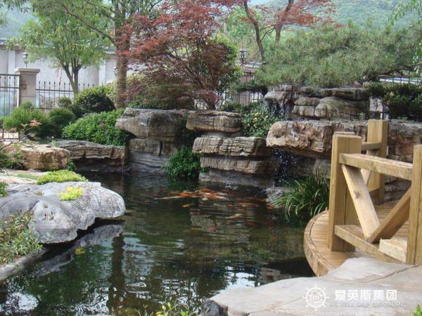 中式别墅庭院景观的设计元素和理念