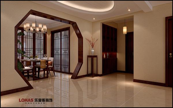 华宁春天148平三室装修效果图