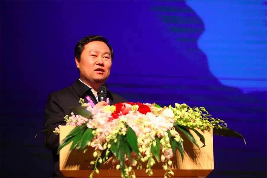 黑龙江明水县县长洪非在淘宝大学县长电商研修班一周年发布会发言