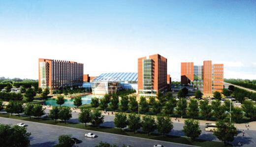 沈阳国家大学科技城