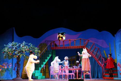 儿童剧《国王在姆咪谷》新年走进中国儿艺
