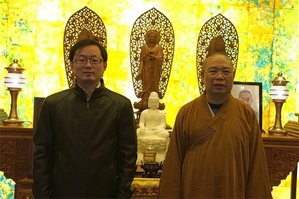 广州大佛寺:繁华都市里的一方净土