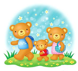 萌萌儿歌 三只小熊 背后的故事