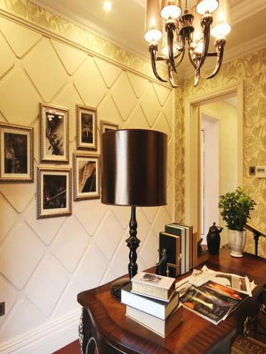欧式书房装修效果图大全2016图片图片
