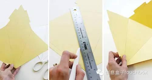 折纸灯笼灯罩
