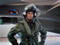 体重不到124斤 别想当F-35飞行员