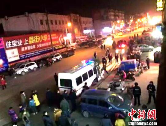 男子因纠纷射杀女店员 造成母女俩1死1伤