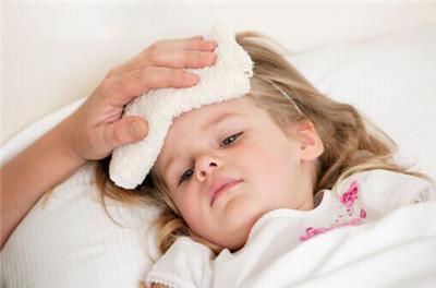 小孩发烧怎么物理降温最有效果