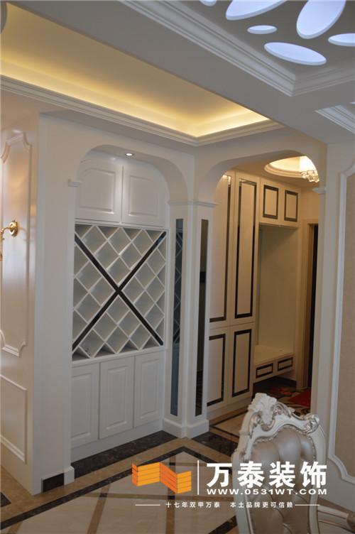 客厅过道门框造型图片