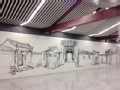当新地铁遇到老北京