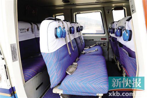 机舱座位上都配有防噪耳机。