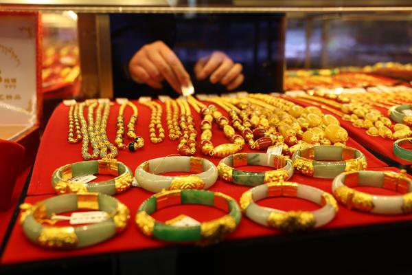 拉萨各大黄金珠宝店也纷纷推出各种优惠活动