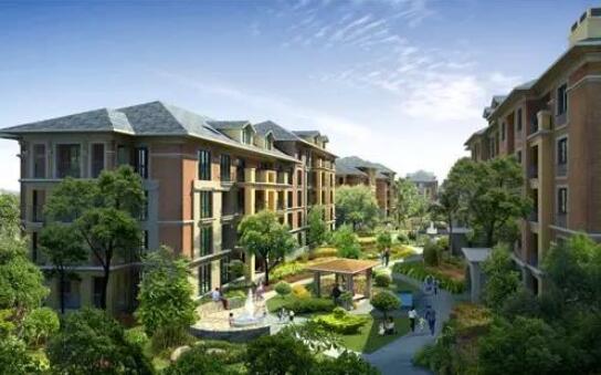 杭州绿城翡翠城是绿城集团联手浙铁集团在杭州城西西溪开发的大型社区
