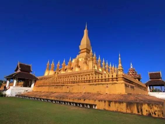 老挝万象双清