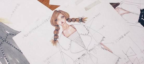 铅笔手绘动漫新娘图片