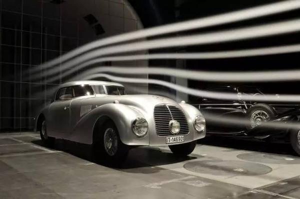 【华翰车鉴】被复原的艺术品 奔驰540 K Streamlin_车猫网