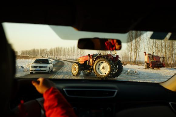 电动车评测编辑穿越中俄边界捕鱼记_车猫网