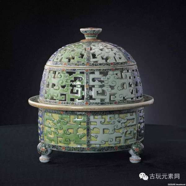 馆藏系列 | 台北故宫博物馆之中国古董珍藏(一)