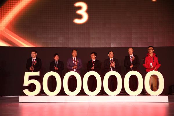 16年500万辆给奇瑞汽车带来了什么?_车猫网