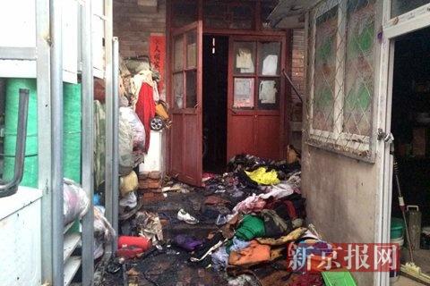 被废弃的物件。新京报记者 林斐然 摄