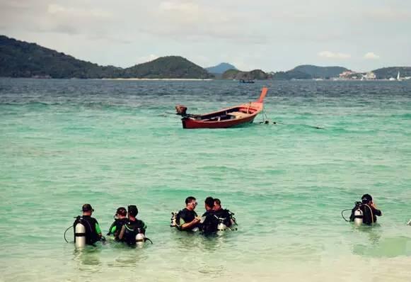 【1月嗨森地球-星享普吉】椰子岛/斯米兰/普吉岛7日游