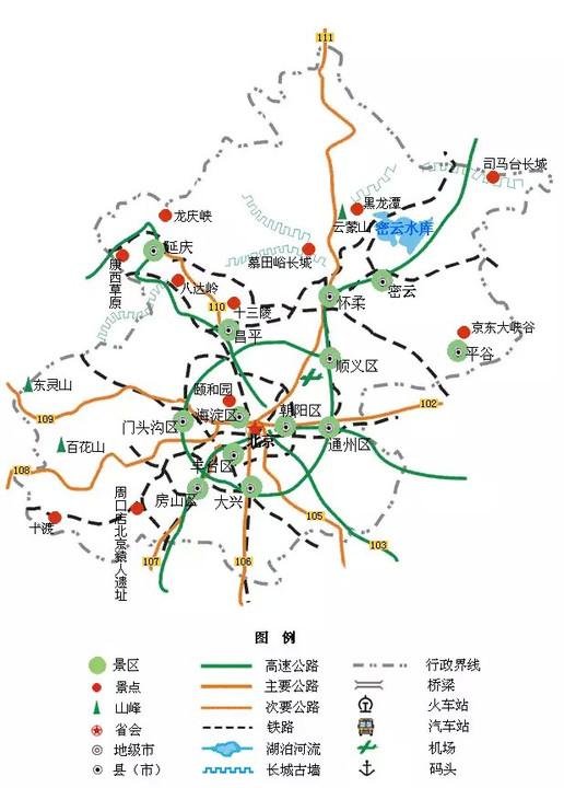 三.上海市旅游地图 u