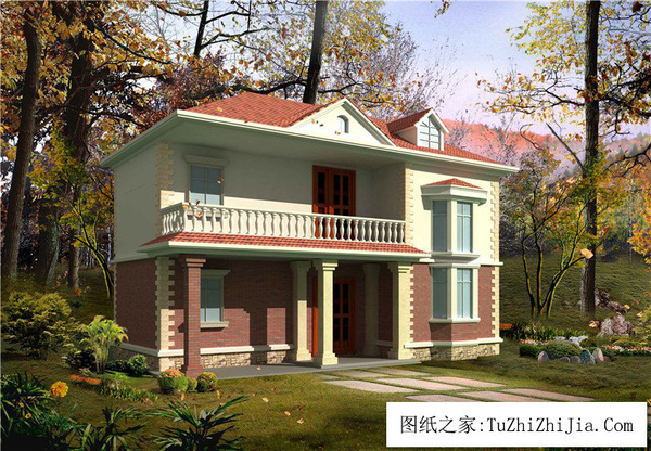 自建新农村别墅设计结构改造需慎重!