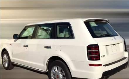 红旗将推出两款SUV,请不要再浪费纳税人的钱了高清图片