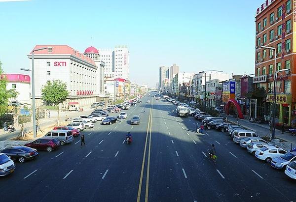 太原学府街 滨河东路将新建停车场 共267个泊位