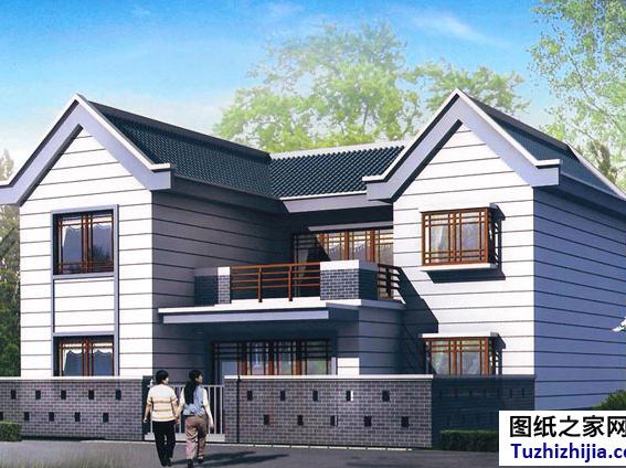 1米(含屋顶)坡屋顶;建筑结构:砖混结构;设计功能:一层:门厅,起居室