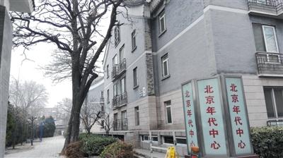 北京前马厂胡同60号院一、2号楼,被曹永正买下作为北京年月公司的总部。院子西侧这棵老槐被曹永正称为摇钱树。新京报记者 封莉 摄
