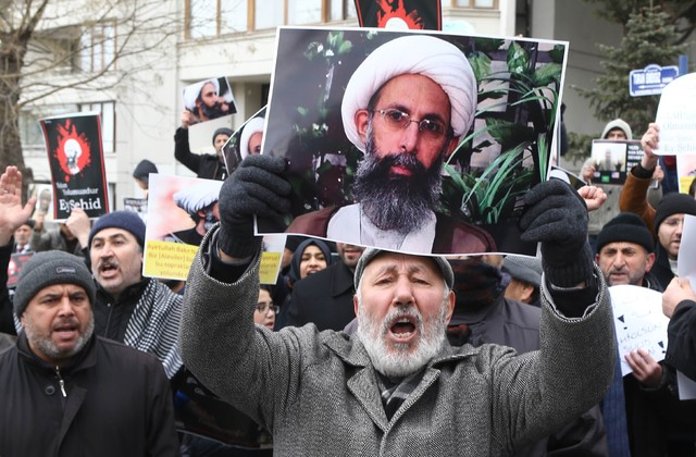 尼米尔(Nimr al-Nimr)被枪杀时57岁,是一名来自沙特石油资源丰富的东部省的一名传教士。作为什叶派核心人物,他多次发起及参与反政府示威,批评沙特政府对什叶派少数人群的不公正待遇。
