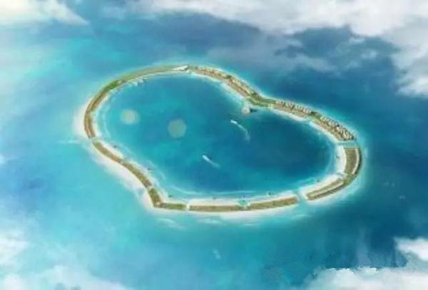 南沙群岛最新填海囹�a_2015年时,永暑礁的岛陆面积仅次于美济礁和渚碧礁的,为南沙群岛第三大