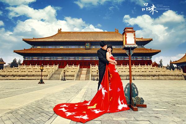 北京婚纱摄影;六大唯美婚纱照风格