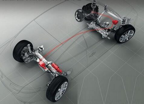 汽车都是前轮转向  你听说过四轮转向吗?_车猫网