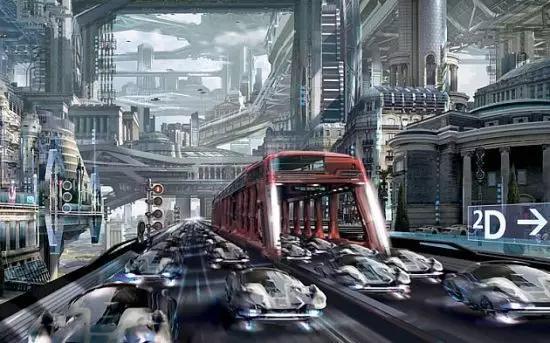 十年后的汽车社会将是什么样子?_车猫网