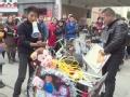 《了不起的挑战片花》第三期 小撒拉岳云鹏做捆绑销售 阮经天乐嘉互抢生意