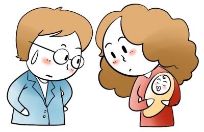 你说对话卡通图片