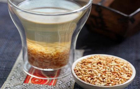 喝韩国米茶瘦身_喝炒米茶的最佳时间_抹茶入玄米茶怎么泡