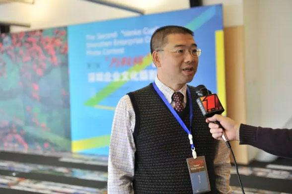 协会王琛秘书长接受媒体访问