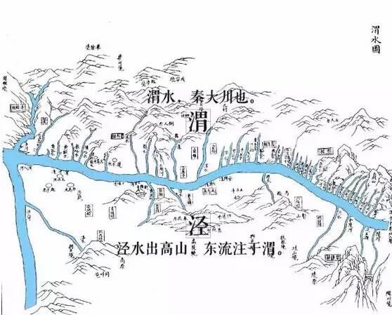 黄河简笔画