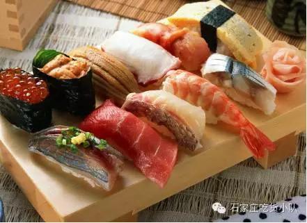 寿司的正确吃法,你真的知道吗?