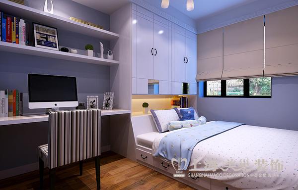 天宏咖汇小三房装修效果图 91平大气轻奢后现代