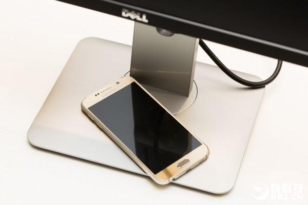 神器!戴尔发首款无线显示器:能连手机还能无线充电