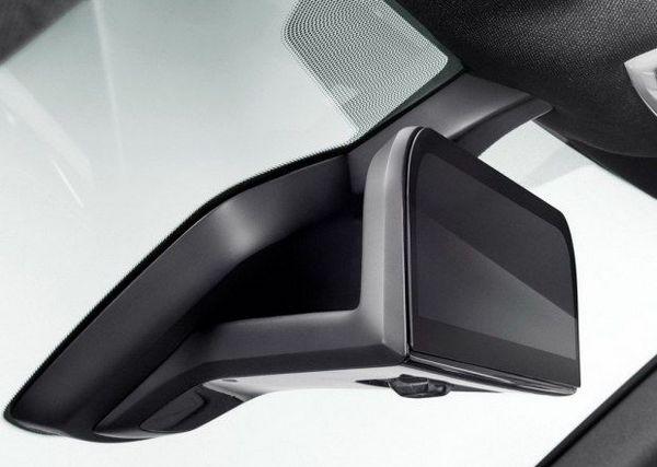 摄像机代替反光镜 宝马i8 Mirrorless概念车高清图片
